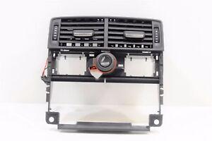 Audi-A8-S8-D3-4E-Black-Center-Console-Rear-Trim-Bezel-Air-Vent-Tray-4E0819203A-C