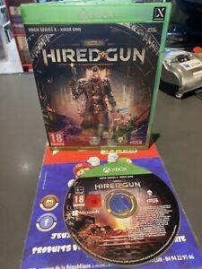 hired gun x box one