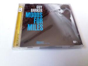 "GUY BARKER ""MOODS FOR MILES"" 2CD 57 TRACKS COMO NUEVO - España - GUY BARKER ""MOODS FOR MILES"" 2CD 57 TRACKS COMO NUEVO - España"