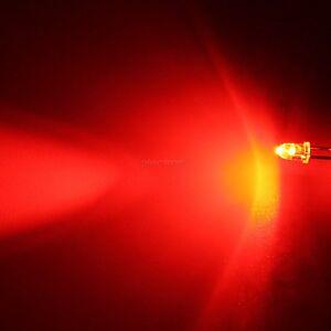 10-Stk-a0209-super-rot-3mm-LEDs-Superhelle-6000mcd-LED-Leuchtdioden-Diode
