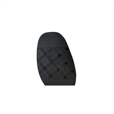 1 Pair Vibram Black Heels Size 4 #5344