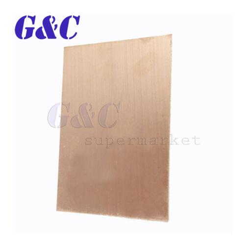 1PCS//5PCS//10PCS 10cmx15cm Double//Single PCB Copper Clad Laminate Board