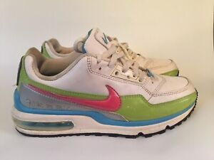 Details about Rare Women's 2008 Nike Air Max 90 Pink White Leather Shoes (316448 061) Sz 8.5