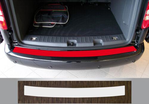 Protector de parachoques charol lámina de protección transparente VW Touran bauj 2010-2015