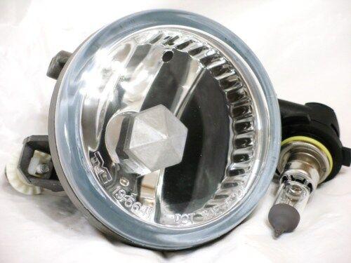 GLASS Fog Light Lamp w//Bulb//METAL body Passenger Side For 2004-2007 Highlander