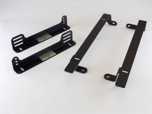 PLANTED Race Seat Bracket for NISSAN 300zx 90-96 Driver Side