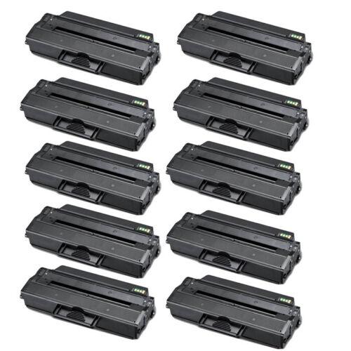 10 x MLT-D103L Toner Cartridge for Samsung ML2950ND ML2955DW ML2955ND SCX4728FD