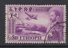 Ethiopia - SG 385 - g/u - 1947 - $10 - air