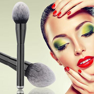 Pro Fashion Beauty Kabuki Makeup Cosmetic Face Powder Foundation Blush Brush US