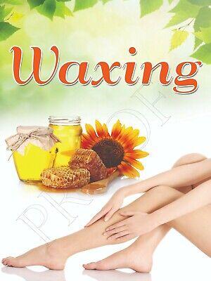 Salon Spa Health Beauty Nails Manicure Giant Wall Art Poster Print
