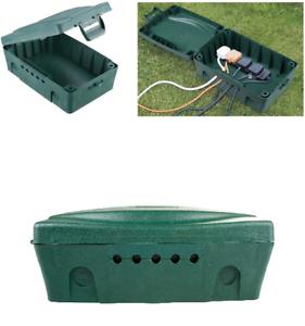 Masterplug-IP54-Weatherproof-Enclosure-Box-For-Outdoor-Electrical-Power-Green