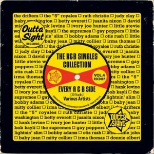 R-amp-B-SINGLES-COLLECTION-VOLUME-4-Various-NEW-amp-SEALED-CD-OUTTA-SIGHT-NORTHERN