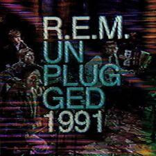 R.E.M. - MTV UNPLUGGED 1991 2 VINYL LP NEU
