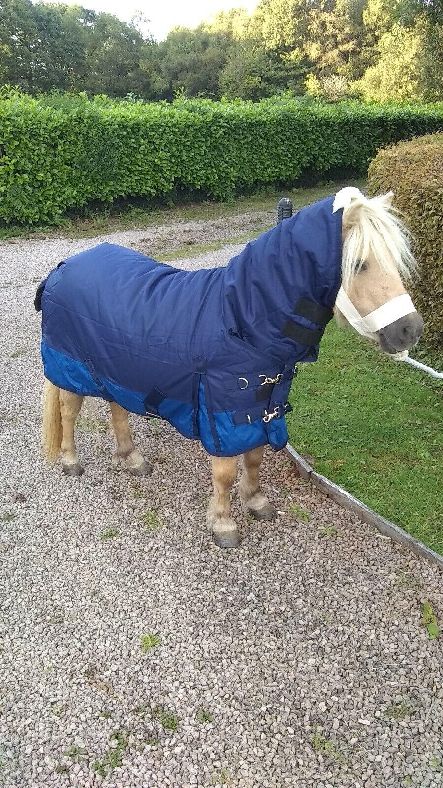 Shetland  Foal Turnout Rug 3'9  Middleweight  enjoy 50% off