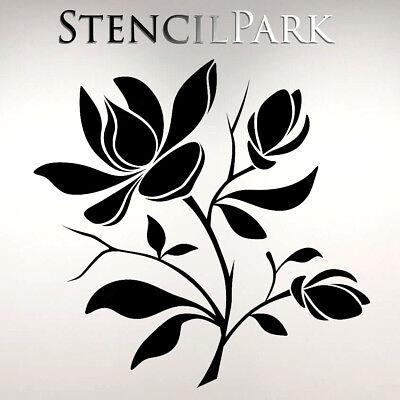 Horse Design Reusable Craft Stencil Walls Furniture A5 A4 A3 211