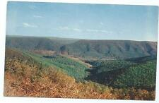 Colour Postcard of The Devil's Saddle, West Virginia, USA