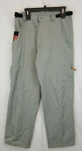 3-Three-Stones-Clothing-WOMEN-039-S-SZ-12-34-Hiking-Fishing-Utility-Khaki-Pants
