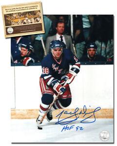 Marcel-Dionne-Signed-8x10-Hockey-Photo-WCA-Hologram-Certified-COA