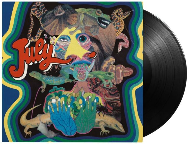 JULY - JULY   VINYL LP NEW!