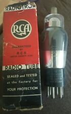 NOS RCS AMPLIFIER AMP POWER TUBE #57 USA