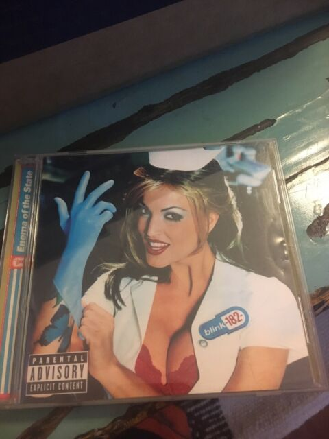 Blink 182 Enema Of The State CD