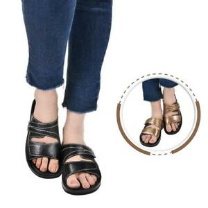 d44ff27796c83 Image is loading AEROTHOTIC-Orthotic-Comfort-Dual-Strap-Sandals-and-Flip-