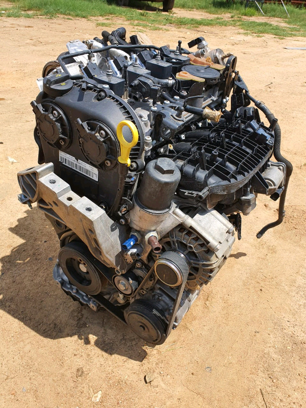 "VW / Audi ""CJX"" Engine 2.0T"