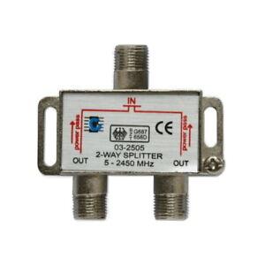 2-fach-Verteiler-Splitter-fur-Kabel-DVBT-HDTV-Digital-Tauglich