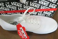 c23eb2ee768567 Mens VANS Authentic Canvas True White Vn000ee3w00 US 10 for sale ...