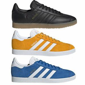 Adidas Original Gazelle Baskets pour Hommes Chaussures de Sport