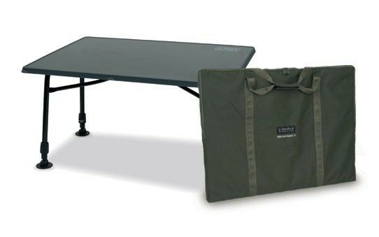 Fox Royale Session Table XL, Bivvy Table zum Karpfenangeln, Angeltisch