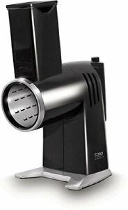 Caso-CR3X-Design-Chef-Reibe-Multireibe-schwarz-220Watt-Gemuesereibe-Zerkleinerer