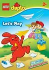 LEGO Duplo: Let's Play Colouring and Activity Book #2 by Scholastic Australia (Paperback, 2016)