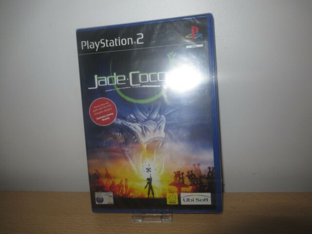 Sony PlayStation 2 Ps2 Game Jade Cocoon 2 Complete