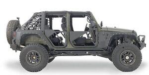 Image is loading 2007-2017-Jeep-Wrangler-Smittybilt-XRC-Front-amp-