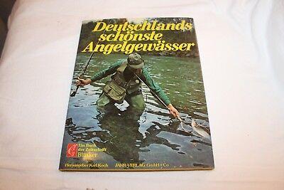 Other Fishing Selfless Deutschlands SchÖnste AngelgewÄsser-1984 Lovely Luster Fishing