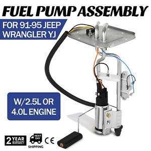 Details about Fuel Pump Sending Unit Fit Jeep Wrangler 91-95 5003861AA YJ  20 Gal 4 0L Set