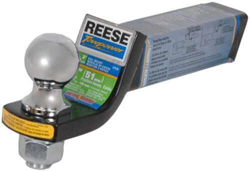 "Reese Trailer Hitch For 75-14 Ford E150 E250 E350 Van w// Ball Mount /& 2/"" Ball"