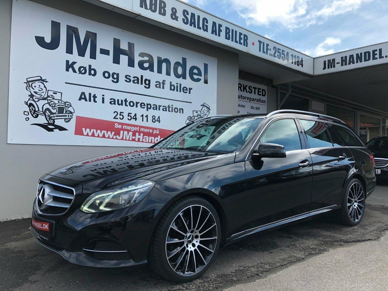 Mercedes E220 2,2 BlueTEC Avantgarde stc. aut. 5d - 269.900 kr.