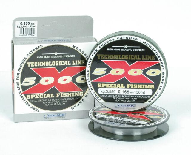 Monofilo Colmic X5000