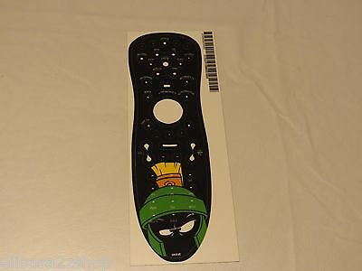 MARVIN THE MARTIAN S10 REMOTE SKIN ATT uverse remote cover SKNLTBWMM01ATTS10