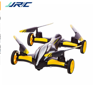H23 Air Ground Flying Car 2.4G 4CH 6Axis 3D Flips Flying Car