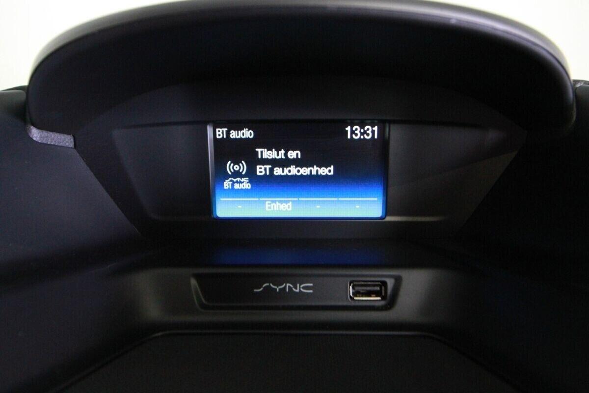 Ford Kuga 2018