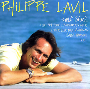 Philippe-Lavil-CD-The-Best-Of-Philippe-Lavil-France-M-M