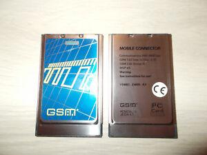 Siemens GSM PCMCIA PC card! nuevo!  </span>