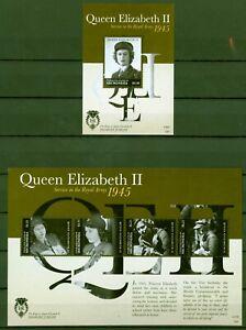 Micronésie Micronesia 2012-queen Elizabeth En Uniforme - 2323-26 + Bloc 213 En Quantité LimitéE
