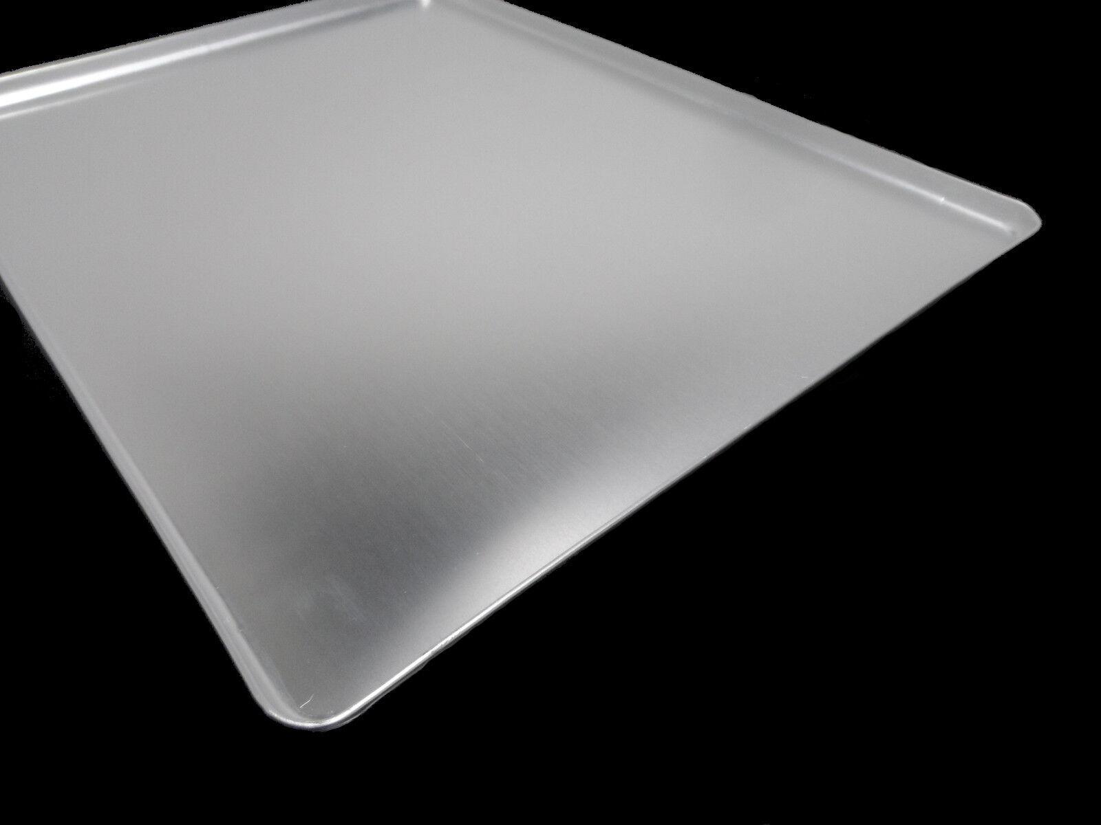 10 PLACAS DE MOSTRADOR 40x30x1cm chapa aluminio NUEVO EXPOSITORA