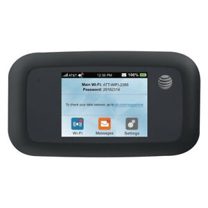 AT-amp-T-ZTE-Velocity-4G-LTE-Mobile-Wi-Fi-Hotspot-MF923-Black