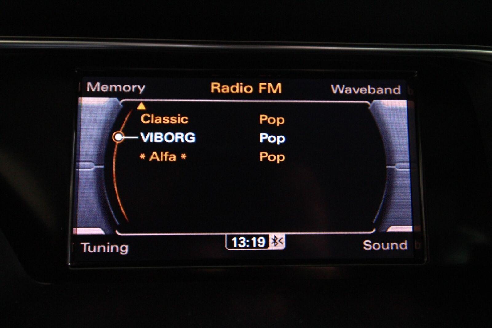 Audi A4 TDi 136 Avant Van
