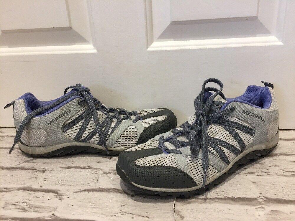 femmes  Merrell Trainers Uk7 EU40 Walking Hiking  Chaussures